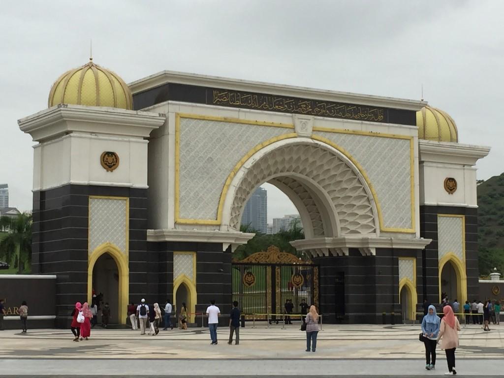 Königspalast Istana Negara